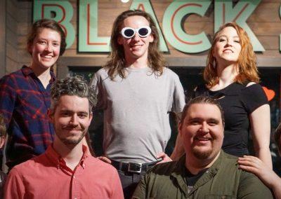 Group Photo at Blacksheep